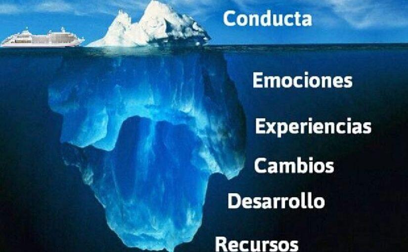 La conducta: no es lo que se ve, es lo que no se ve.