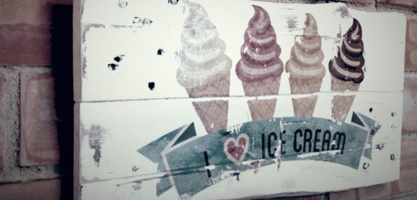 La objetividad, la heladeria y la satisfacción personal.