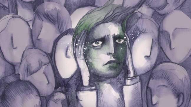 Adolescentes: la distancia emocional ante el fracaso en casa.
