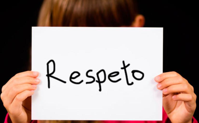 La autoridad como vínculo. El valor del respeto.